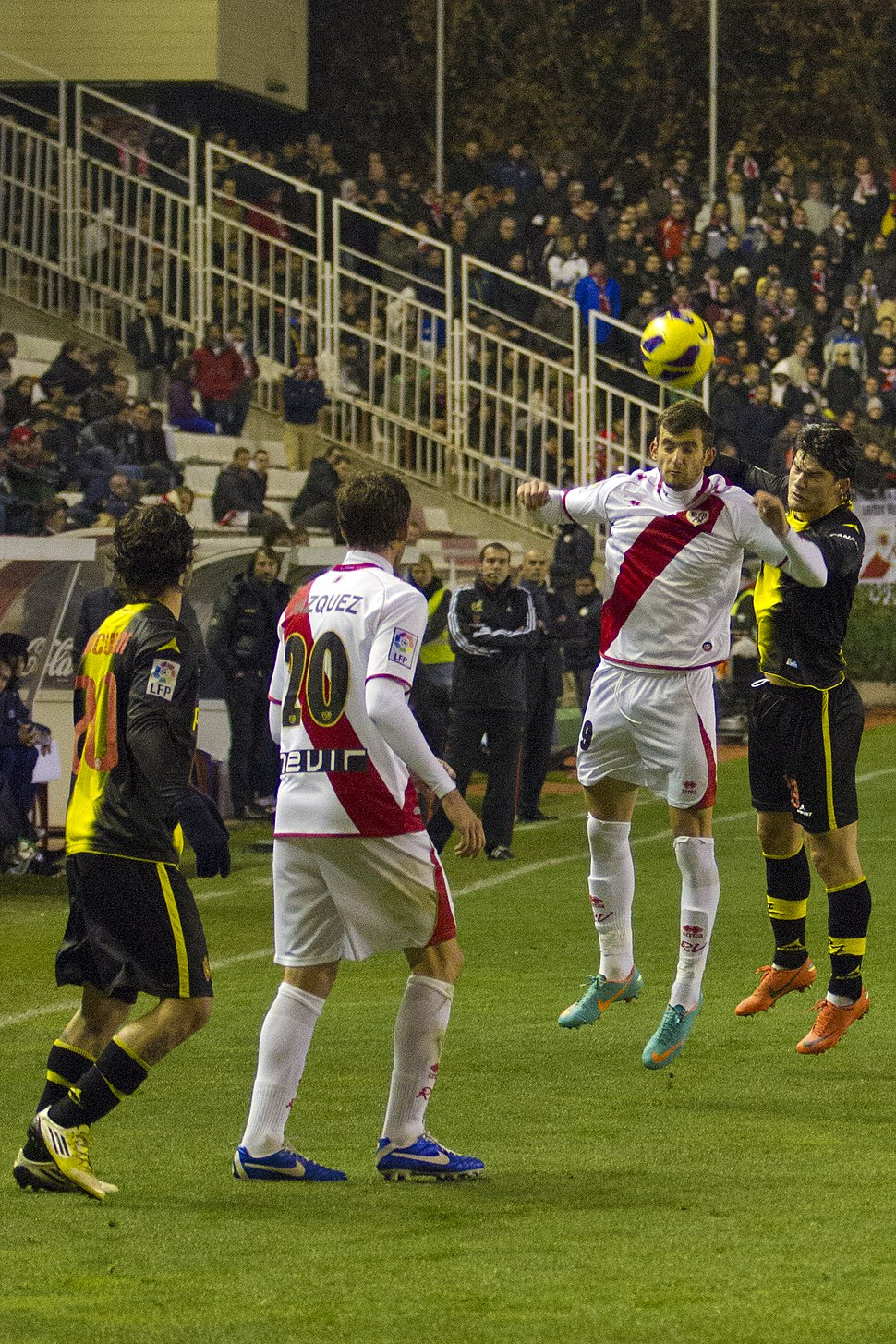 Rayo vallecano vs real zaragoza - Flickr - loren mzn (8)