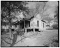 Rear view of 413 Winn Street - 413 Winn Street (House), Sumter, Sumter County, GA HABS GA,131-AMER,13-7.tif