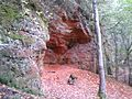Red cliffs Latvia.jpg