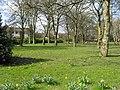 Reddish - Willow Grove Cemetery - geograph.org.uk - 1231936.jpg