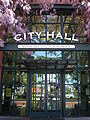 Redwood City City Hall entrance 1.JPG