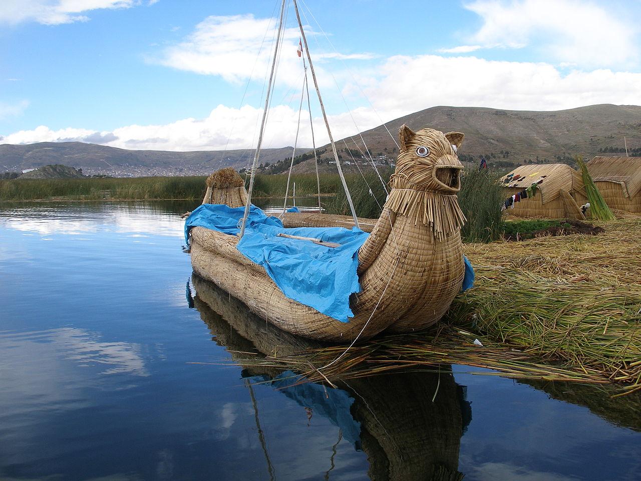 lago Titicaca, Peru Bolivia