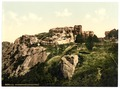 Regenstein Castle near Blankenburg (Ruins), Hartz, Germany-LCCN2002713826.tif