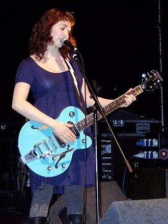 Regina Spektor - Spektor in concert, February 2006