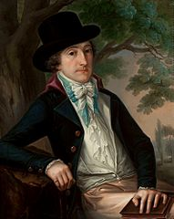 Portrait of Wojciech Bogusławski.