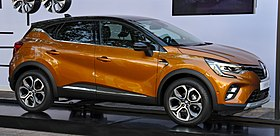 Renault Captur II at IAA 2019 IMG 0446.jpg