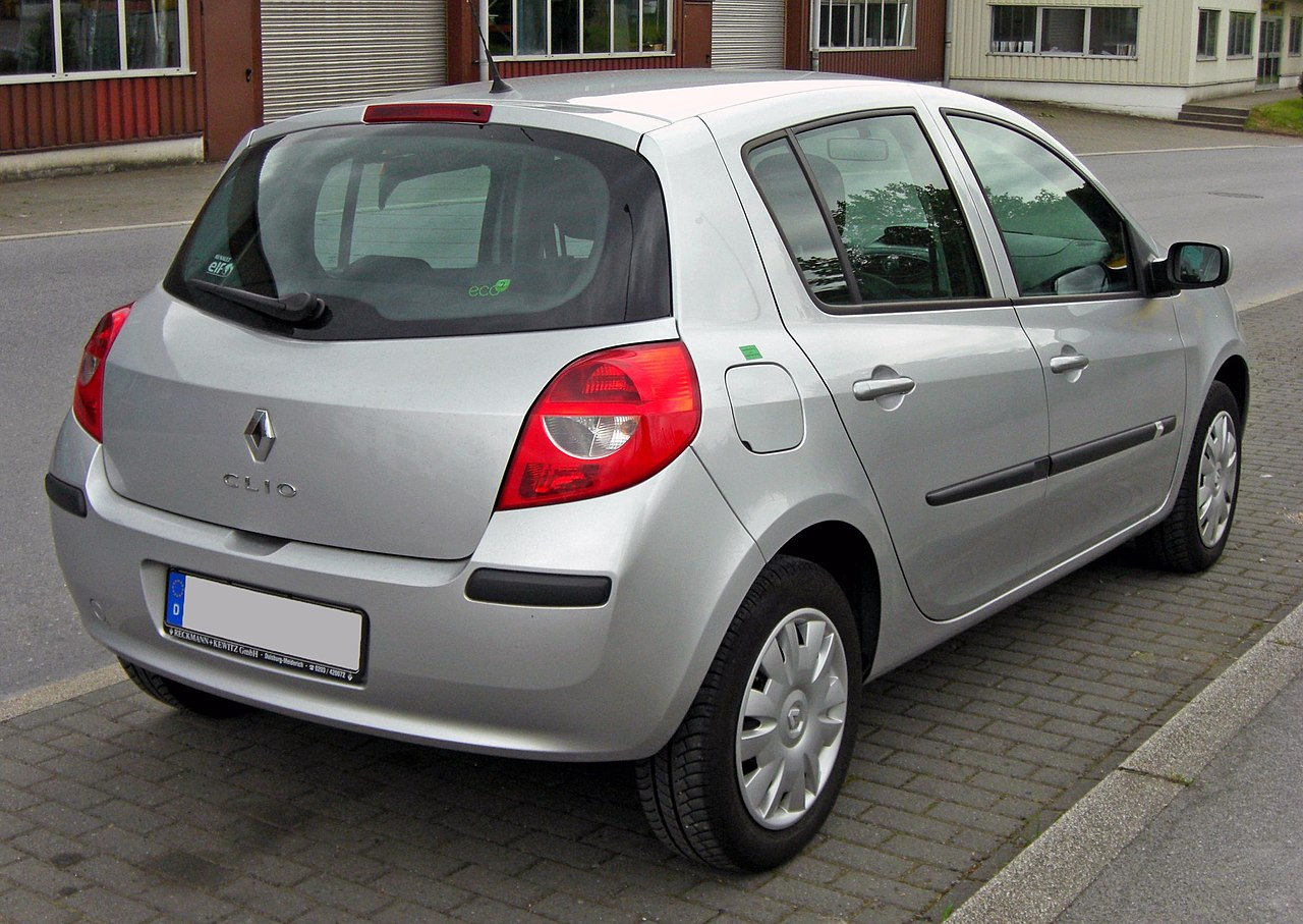 fichier renault clio iii 20090527 rear jpg wikip dia. Black Bedroom Furniture Sets. Home Design Ideas