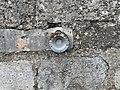 Repère Nivellement Avenue Minimes - Paris XII (FR75) - 2020-10-04 - 1.jpg