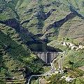 Reservoir in Chejelpes. La Gomera, Canary Islands, Spain - panoramio.jpg