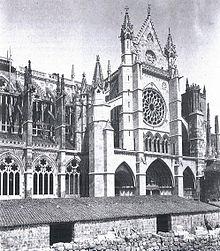 Catedral de Len  Wikipedia la enciclopedia libre