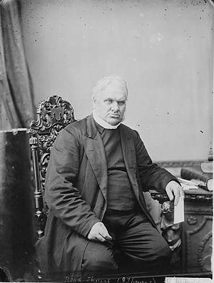 Robert Thomas (Ap Vychan) - Revd Robert Thomas, Ap Vychan