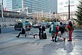 Revive AkibaHokoten! - demonstration preparing.jpg