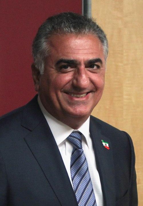 Reza Pahlavi by Gage Skidmore