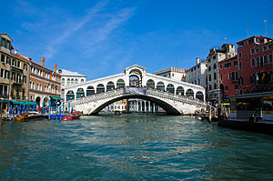 1590s in architecture - Rialto Bridge