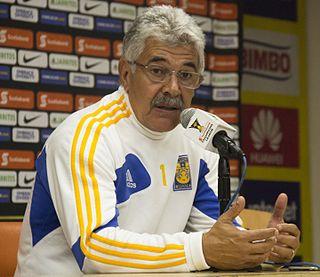 Ricardo Ferretti Brazilian-born Mexican footballer and manager