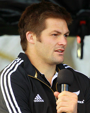 2014 Rugby Championship - Richie McCaw made a record 134th appearance for New Zealand when he faced South Africa on 4 October 2014, overtaking the New Zealand record held by Colin Meads.