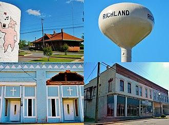 Richland, Georgia - Image: Richland, GA