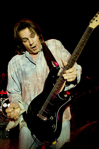 Rick Springfield - Springfield during the shock/denial/anger/acceptance tour in 2004