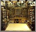 Ricostruzione in scala della stanza delle meraviglie di francesco calzolari, pubblicata nel musaeum caceolariur a verona nel 1622, 03.jpg