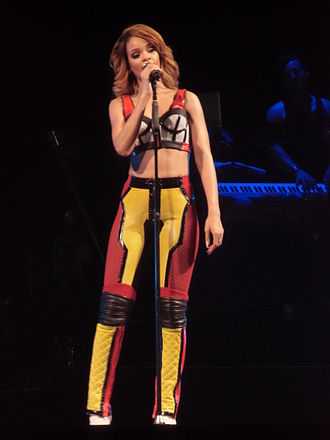 What Now (song) - Rihanna performing the song during her Diamonds World Tour