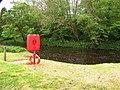 River Camowen, Cranny - geograph.org.uk - 1307864.jpg