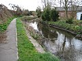 River Cray in Crayford - geograph.org.uk - 742060.jpg