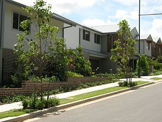 Ermington, New South Wales - Riverwalk estate