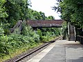 Road bridge over the railway at Yetminster (geograph 5466591).jpg