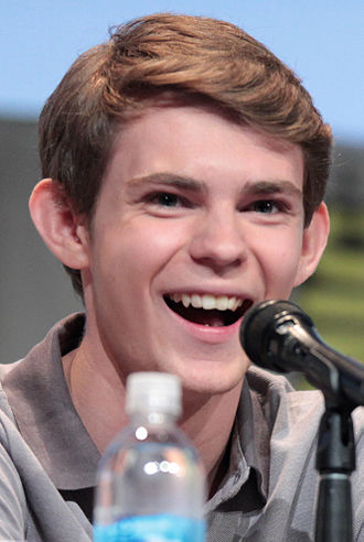 Robbie Kay - Kay at the 2015 San Diego Comic-Con International
