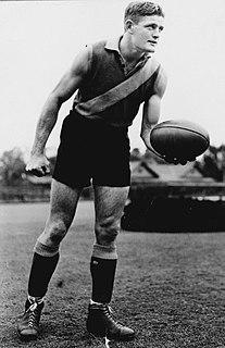 Bob Hank Australian rules footballer and coach