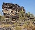 Rock towers on Bardedjilidji Walk, Kakadu National Park.jpg