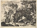 Rocky Landscape with the Stigmatization of St. Francis (reverse copy) MET DP825780.jpg