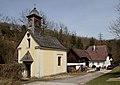 Roitham - Traunfall, Nikolauskapelle.JPG