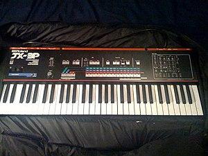 Roland JX-3P - Image: Roland JX 3P
