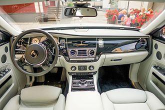 Rolls-Royce Ghost - Interior