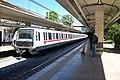 Roma treno RA394 metro B Piramide.jpg