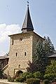 Romania Sucevița Monastery Entrance Tower.jpg