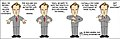 Romney tax statements - political cartoon caricature by Greg Uchrin.jpg