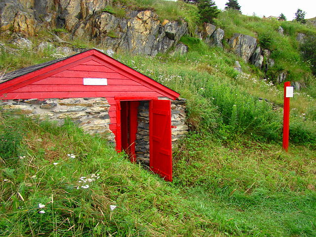 Root Cellar By Werner koehler (Own work) [CC-BY-SA-3.0 (http://creativecommons.org/licenses/by-sa/3.0)], via Wikimedia Commons
