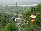Ropeway to Chandi Devi Temple, Haridwar.jpg