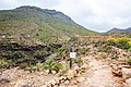 Roque del Conde and Lava Flows near Arona on Tenerife 2.jpg