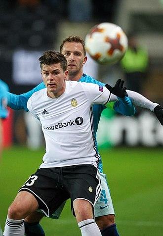Pål André Helland - Image: Rosenborg Zen (1)
