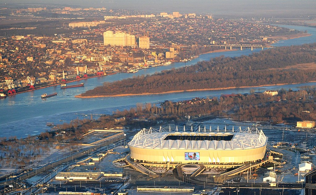 Rostov Arena2018