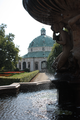 Rotunda at Kromeriz castle.png