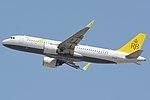 Royal Bruney Airlines, Airbus A320-200neo V8-RBC NRT (46707294214).jpg