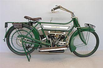 Royal Enfield - 1913 Enfield 425cc