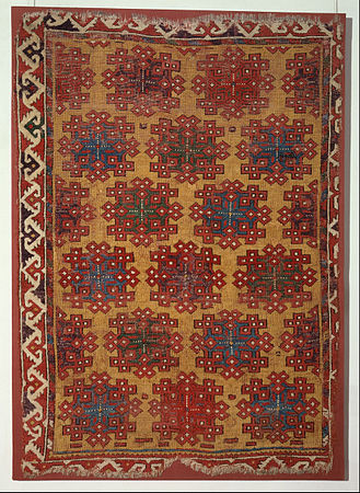 Rug with Interlaced Rosettes - Google Art Project.jpg