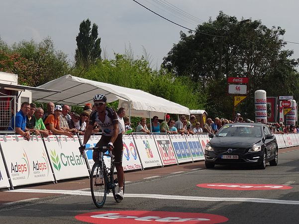 Rumillies (Tournai) - Tour de Wallonie, étape 1, 26 juillet 2014, arrivée (A36).JPG