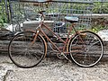 Rusty bicycle at Hatfield Broad Oak, Essex, England.jpg