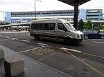 Ruzyně, letiště, minibus CEDAZ a parking C.jpg